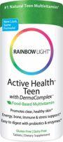 Rainbow Light Active Health Teen Multivitamin/Mineral