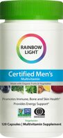 Rainbow Light Certified Organics - Men's Multivitamin
