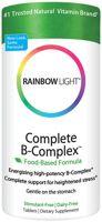 Rainbow Light Complete B-Complex