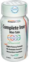 Rainbow Light Complete Iron