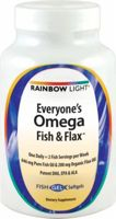 Rainbow Light Everyone's Omega Fish & Flax