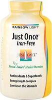 Rainbow Light Just Once Iron-Free