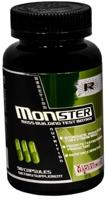 Reaction Nutrition Monster - Mass Building Test Matrix