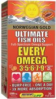 Renew Life Norwegian Gold Every Omega