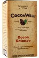 ReserveAge CocoaWell Organic Cocoa Capsules
