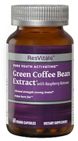 ResVitale ResVitále Svetol Green Coffee Bean Extract with Raspberry Ketones