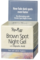 Reviva Labs Brown Spot Night Gel