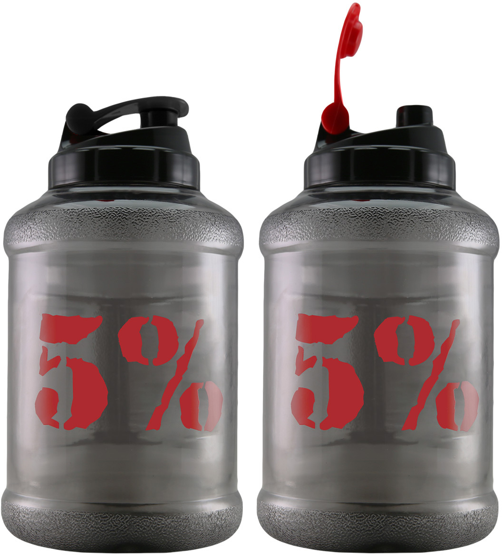 5% Jug