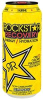 Rockstar Energy Drink Recovery