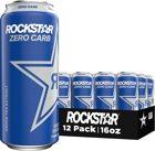 Rockstar Energy Drink Zero Carb