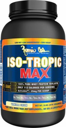 Ronnie Coleman IsoTropic Max