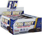 Ronnie Coleman King Whey Protein Crunch Bar
