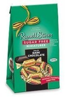 Russell Stover Sugar Free Candy Miniatures