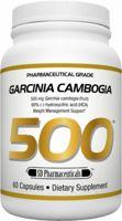 SD Pharmaceuticals Garcinia Cambogia 500