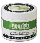 Sensibility Soaps Nourish Skin Cucumber & Watercress Daily Face Moisturizer