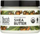 Sensibility Soaps Nourish Skin Organic Raw Shea Butter Intensive Moisturizer