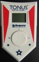 Sequoia Fitness TONUS Body Mass Calculator