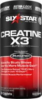 Six Star Creatine X3