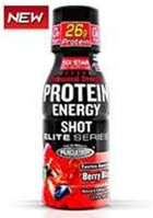 Six Star Protein Energy Shot