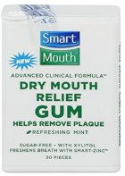 SmartMouth Dry Mouth Relief Gum