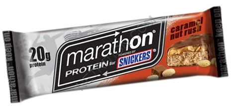 Snickers Marathon Protein Bar Chocolate Nut Burst