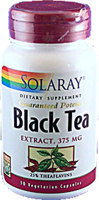 Solaray Black Tea Extract