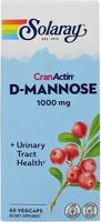 Solaray D-Mannose with CranActin