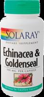 Solaray Echinacea & Goldenseal