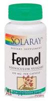 Solaray Fennel Seeds