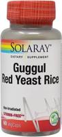 Solaray Guggul & Red Yeast Rice