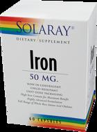 Solaray Iron