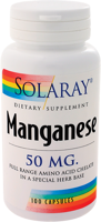 Solaray Manganese