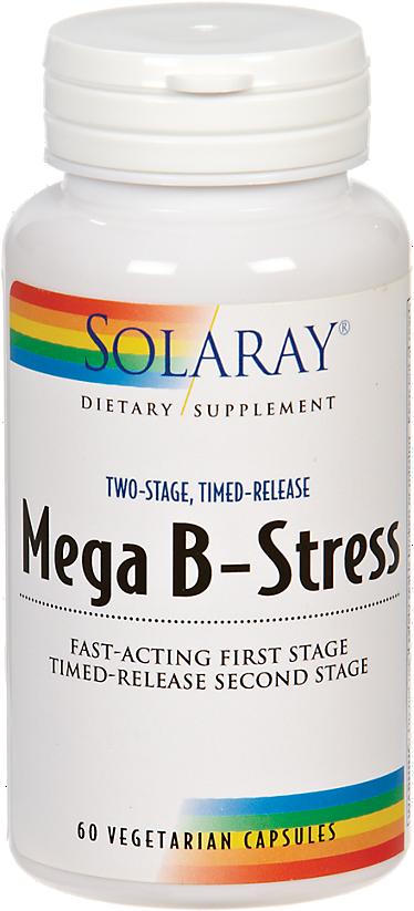 Solaray mega b stress reviews