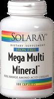 Solaray Mega Multi Mineral
