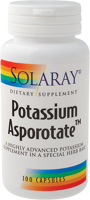 Solaray Potassium Asporotate