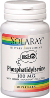 Solaray Pure Phosphatidylserine
