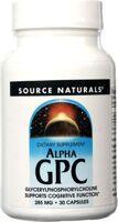 Source Naturals Alpha GPC