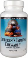 Source Naturals Children's Immune Chewable