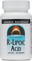 Source Naturals R-Lipoic Acid