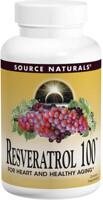 Source Naturals Resveratrol 100