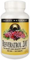 Source Naturals Resveratrol 200