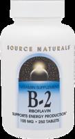 Source Naturals Vitamin B-2