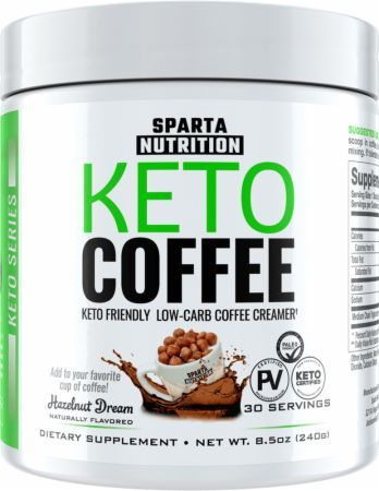 Sparta Nutrition Keto Coffee News Prices At Priceplow