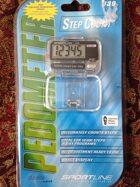 Sportline 330 - Step Pedometer