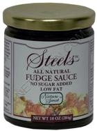 Steel's Gourmet Dessert Fudge Sauce