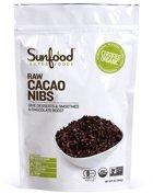 SunFood Chocolate Cacao Nibs