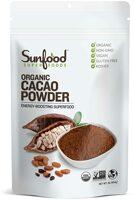 SunFood Chocolate Cacao Powder