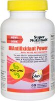 Super Nutrition AntiOxidant Power