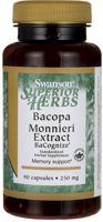 Swanson Bacopa Monnieri Extract (Bacognize)
