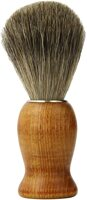 Swissco Badger Bristle Shave Brush - Tortoise Handle